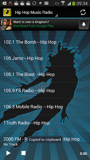 Hip-Hop Music Radio Worldwide