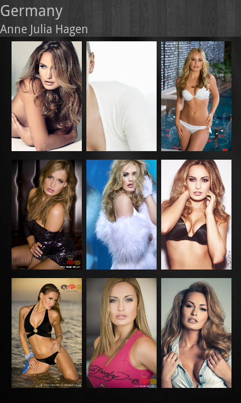 Miss Universe 2013 - screenshot