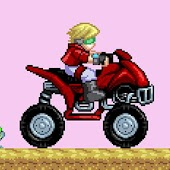 Space Rider - ATV hill climb