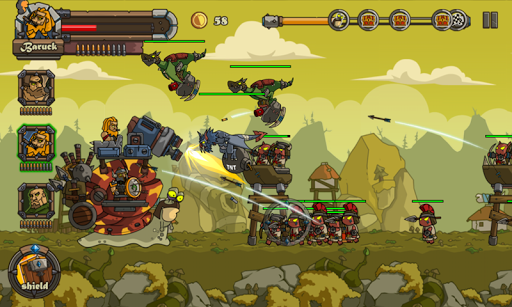 Snail Battles Mod