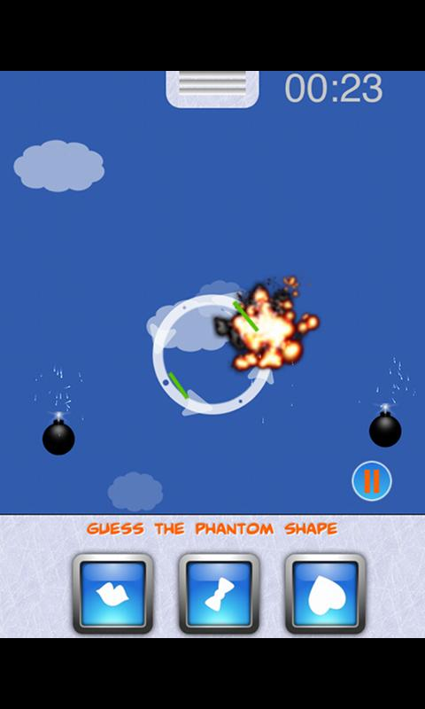 Phantom Probes- screenshot