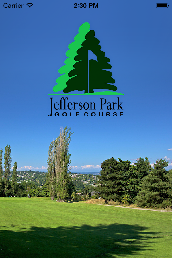 Jefferson Park Golf Course- screenshot