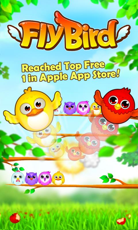 Fly Bird Free - screenshot