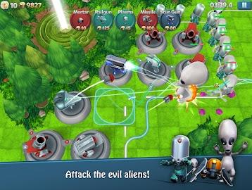 Tower Madness 2: 3D Defense Screenshot 1