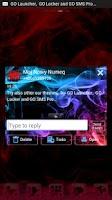 Screenshot of GO SMS Theme Color Smoke