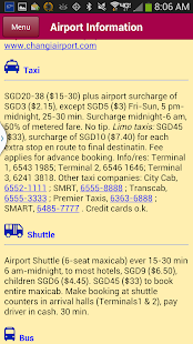 Airport Transit Guide- screenshot thumbnail