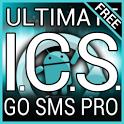 Cyanogen ICS GO SMS Pro Theme icon