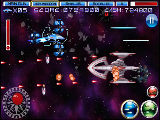 Orion Fighter HD Free