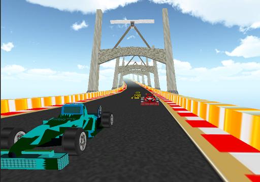 Thuder Formula Racing Game