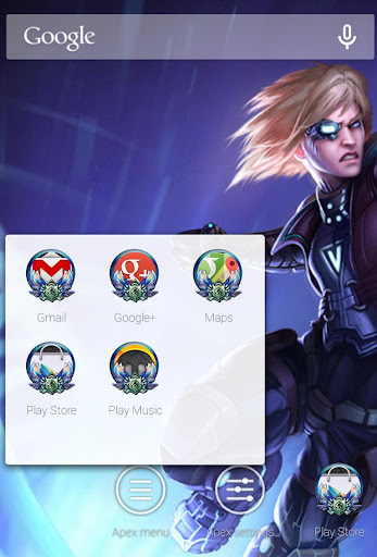 Lol Icon theme pack - Diamond