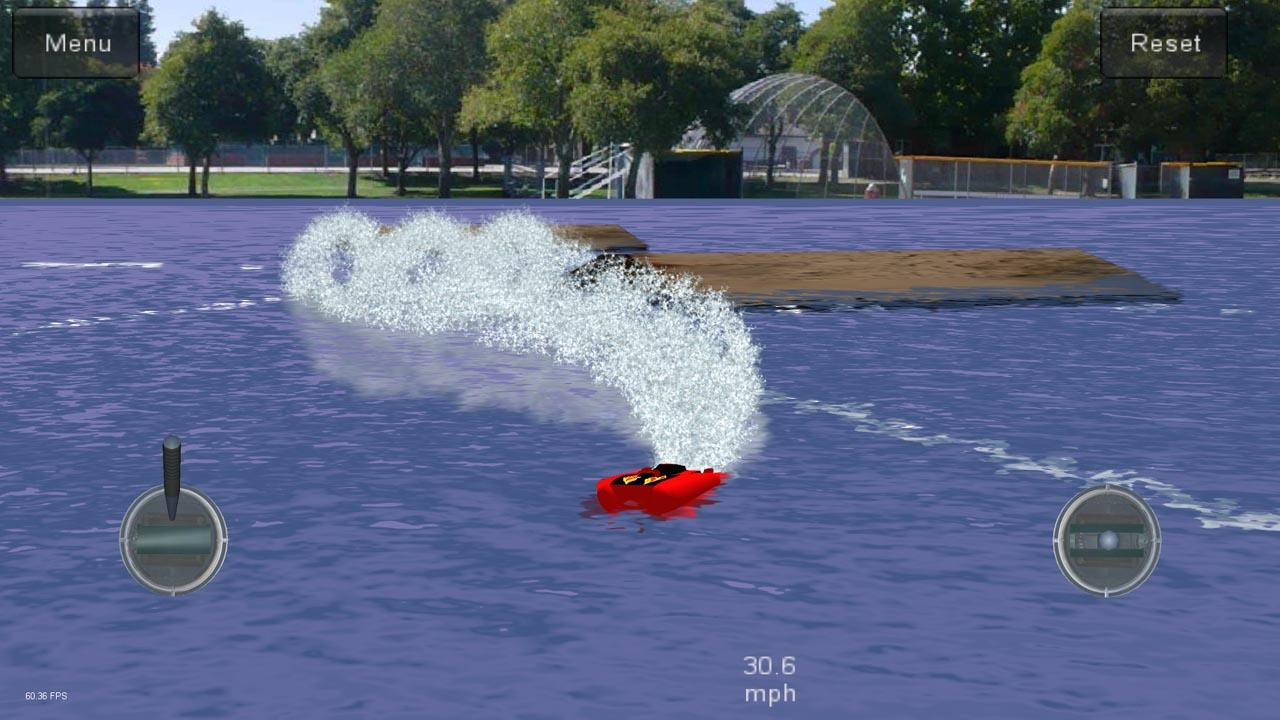 Absolute RC Boat Sim- screenshot