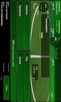 Screenshot of run Football Manager (soccer)