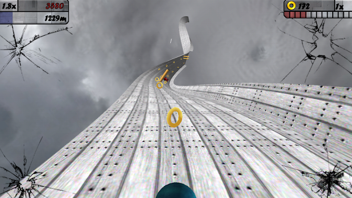 Skyball Infinite - screenshot