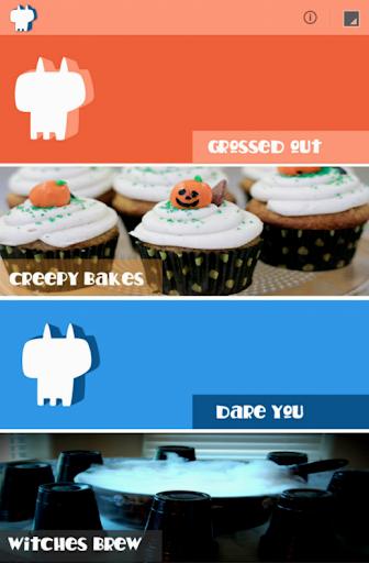 Halloween Recipes 14' Creepy