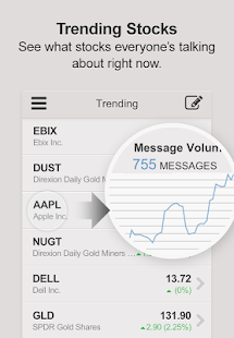 StockTwits - Stock Market Chat Screenshot 8