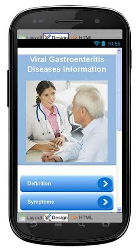 Viral Gastroenteritis Disease