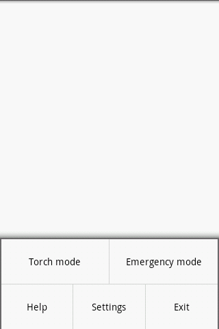 Torch & Emergency light - screenshot