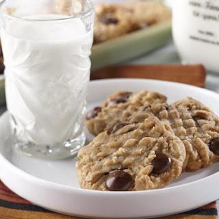 Peanut Butter Oatmeal Cookies.
