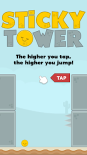 Sticky Tower- screenshot thumbnail