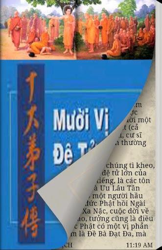 10 Vi Dai De Tu Cua Duc Phat