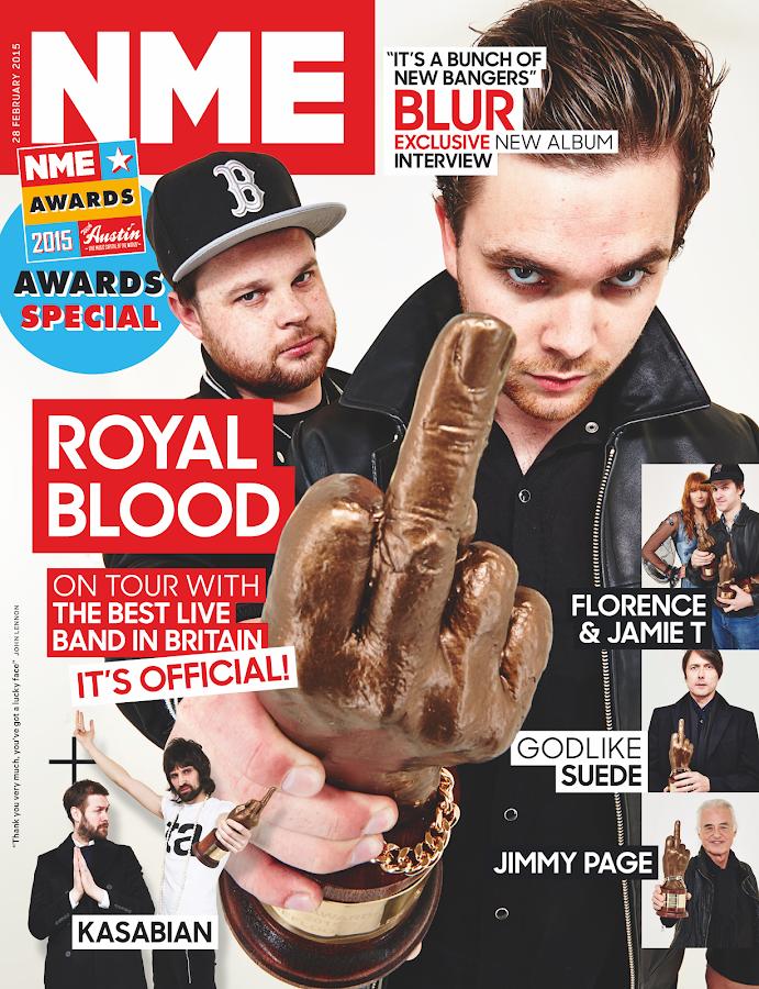 NME - screenshot