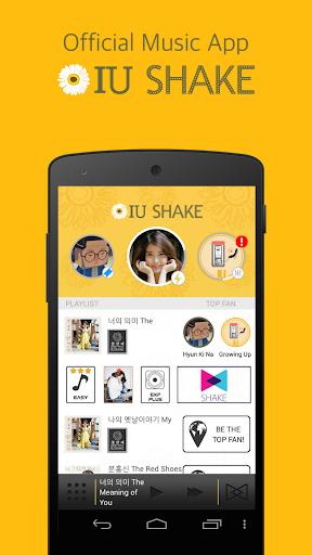 New IU Shake
