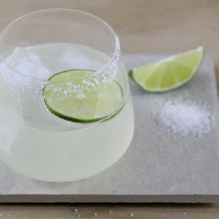 Fresh Lime Margarita