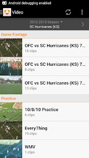 Hudl - screenshot thumbnail