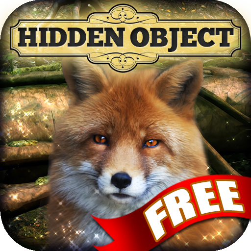 Hidden Object - The Fox Says LOGO-APP點子