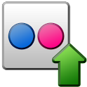UpFlickr logo