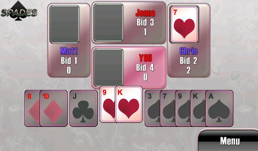 玩紙牌App|Spades (Full)免費|APP試玩