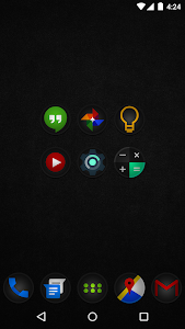 Stealth - Icon Pack v3.1