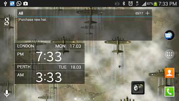 Screenshot of Deuces Wild - World War 2 LWP