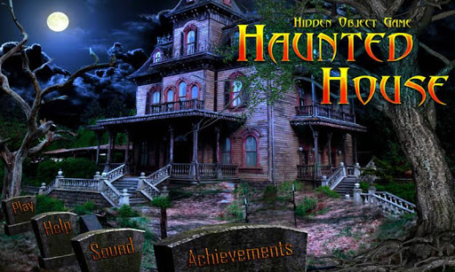 Haunted House 1 Hidden Objects