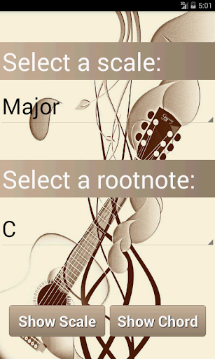Scales Chords: Piano PRO