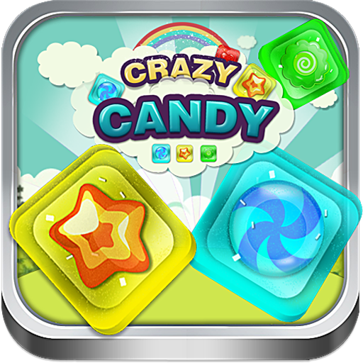 瘋狂糖果 Crazy Candy LOGO-APP點子
