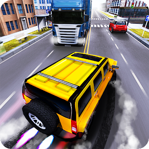 Race the Traffic Nitro for PC and MAC