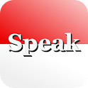 Speak Indonesian Free logo