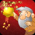 Đào vàng mùa xuân icon