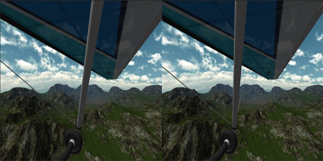 Hang Gliding- screenshot