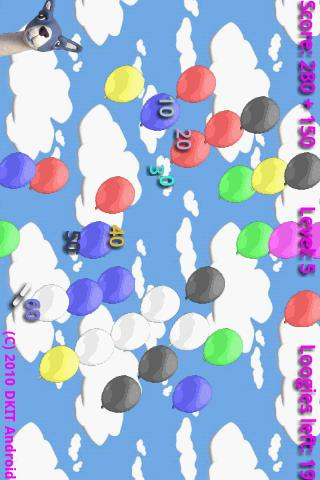 Balloon Popper - FREE- screenshot