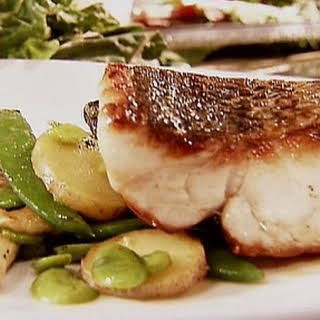 Sea Bass Fillets Grilled Recipes.
