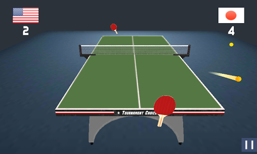 Awesome 3D Table Tennis