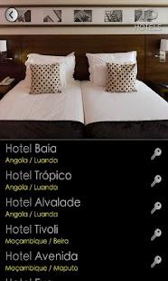 TD Hotels- screenshot thumbnail