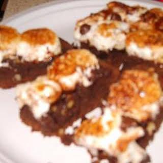 Mocha Mudslide Brownies.