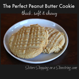 Perfect Peanut Butter Cookie Recipe