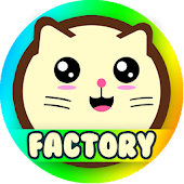 Kawaii Cat Factory Premium