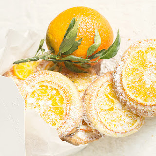 Mandarin Orange Cookies Recipes.