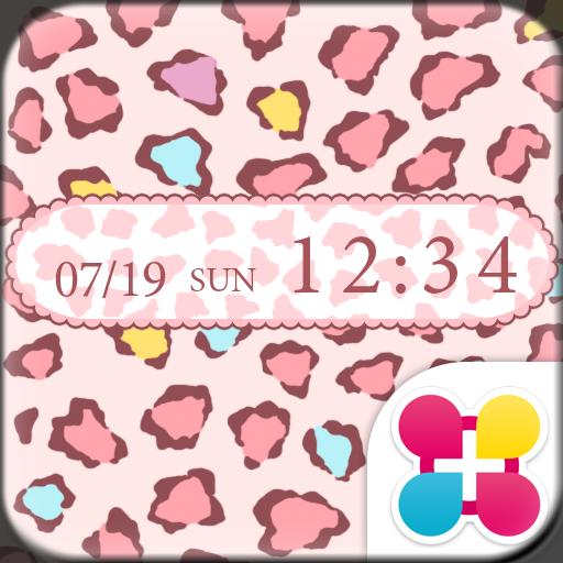 Cute Wallpaper Leopard Candy Icon