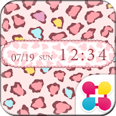 Cute Wallpaper Leopard Candy